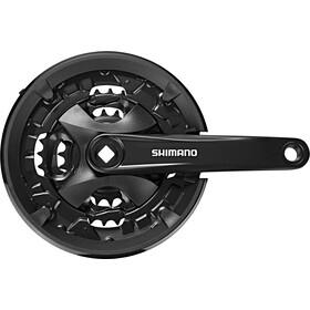 Shimano FC-MT101 Crankset 44/32/22 tanden 3x9-speed